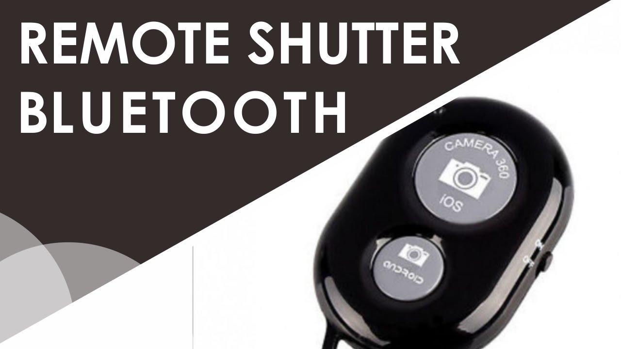 Tutorial Menggunakan Remote Shutter Bluetooth