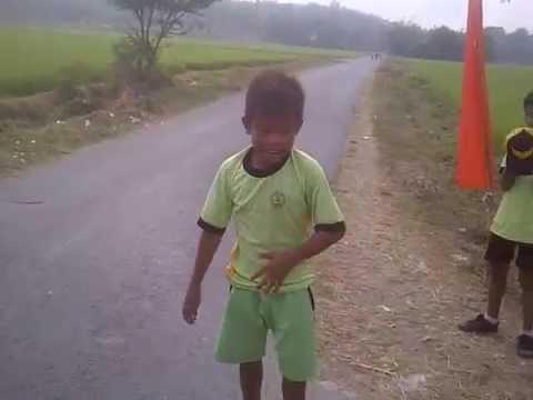 VideO SALTO anak SD Pemain BARONG @Seputar CEPU INDO (PROVESIONAL)
