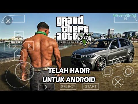Cara Main GTA V di Hp Android Tanpa Download Gamenya.