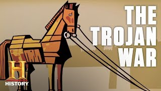 Drawn History: The Trojan War | History