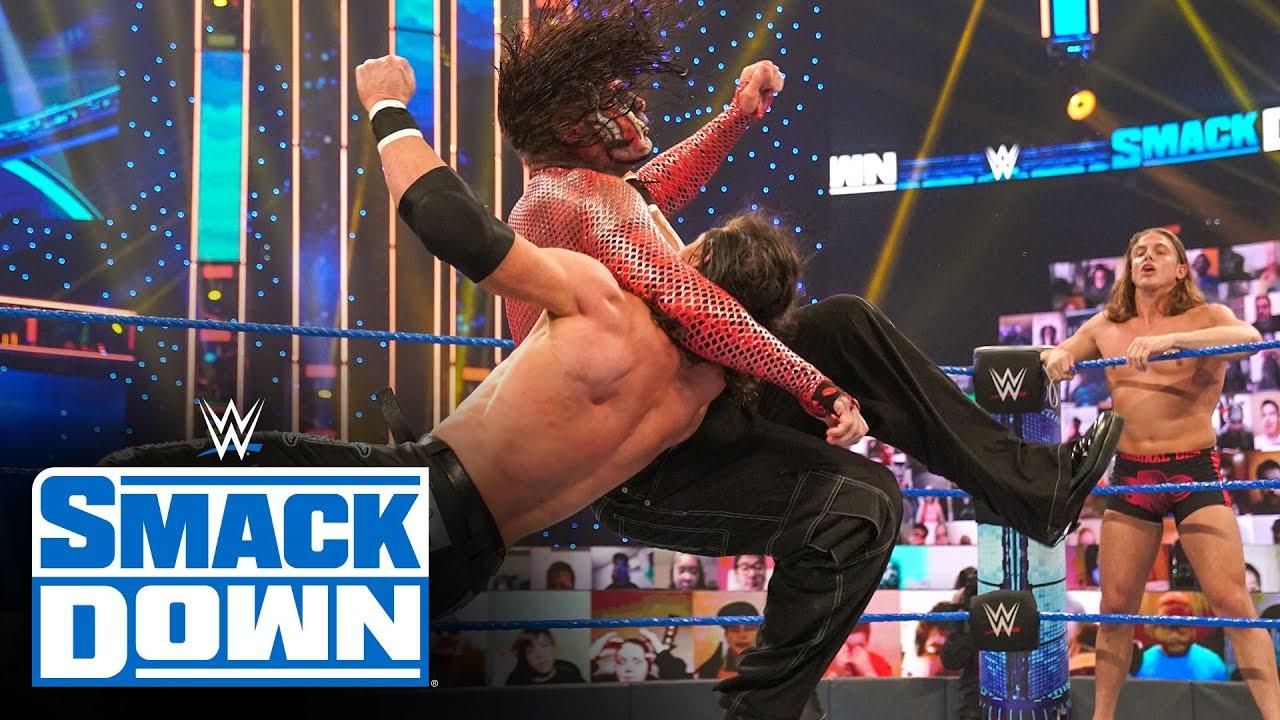Jeff Hardy & Matt Riddle vs. The Miz & John Morrison: SmackDown, Oct. 9, 2020