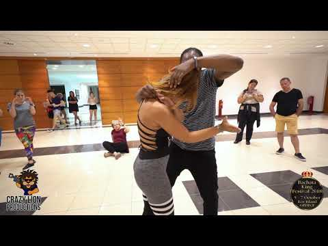 Biskit & Paola [ The Truth Untold by DJ Alejandro ] @Bachata KING Festival 2018