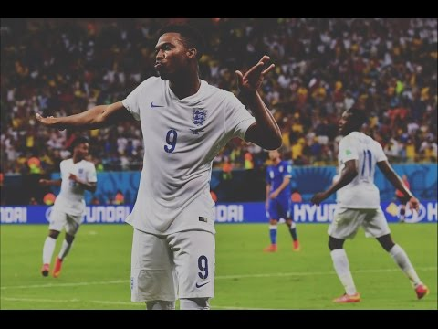 Daniel Sturridge Goal & Dance vs Italy World Cup Brazil 2014