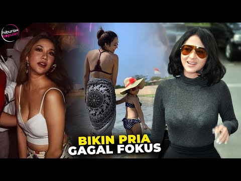 Mengumbar Aurat! 7 Artis Cantik ini Dikritik Netizen karena Berpakaian Kelewat Terbuka