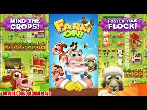 Farm On! Vertical Farming Android iOS Gameplay (By Cheetah Games)