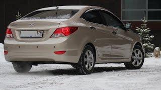 Прагматик тест.  Хендай Солярис (Hyundai Solaris): купить или не купить 4-летний...