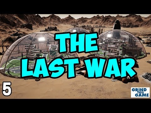 Surviving Mars #5 - THE LAST WAR Mystery - Opportunity Update (TUNNELS!)