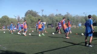 soccer life-kinetik training