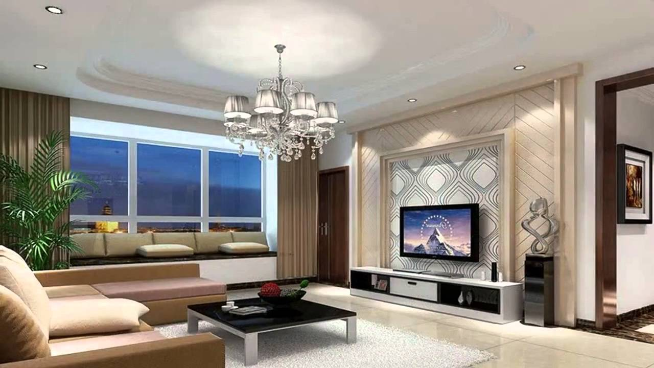 For Decorating The Living Room Ideas For Decorating Living Room Wall Design Youtube