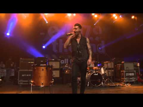 American Authors - Best Day Of My Life LIVE at Sac Jingle Ball