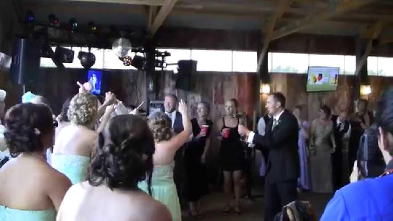 Fun Wedding Grand March