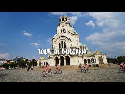 My first Pro stage race   UCI Tour of Bulgaria