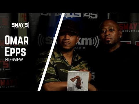 Omar Epps Talks About His Book 'From Fatherless To Fatherhood