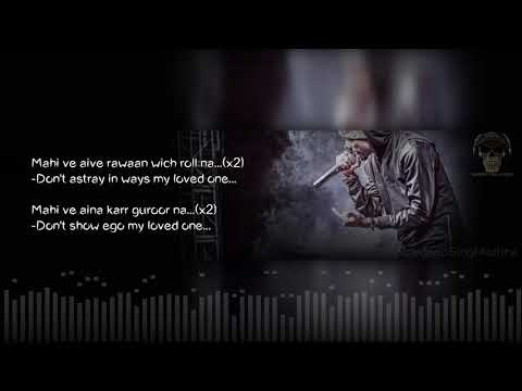 "BOHEMIA English Translation - HD Lyrics of 'Dil' By ""Bohemia"" & ""Devika"" With 'English Meanings'"
