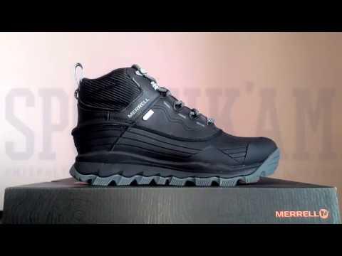Зимние ботинки Merrell Thermo Vortex 6 Waterproof J46125 - YouTube 156a0efea70b2