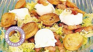 Recette Salade Lyonnaise