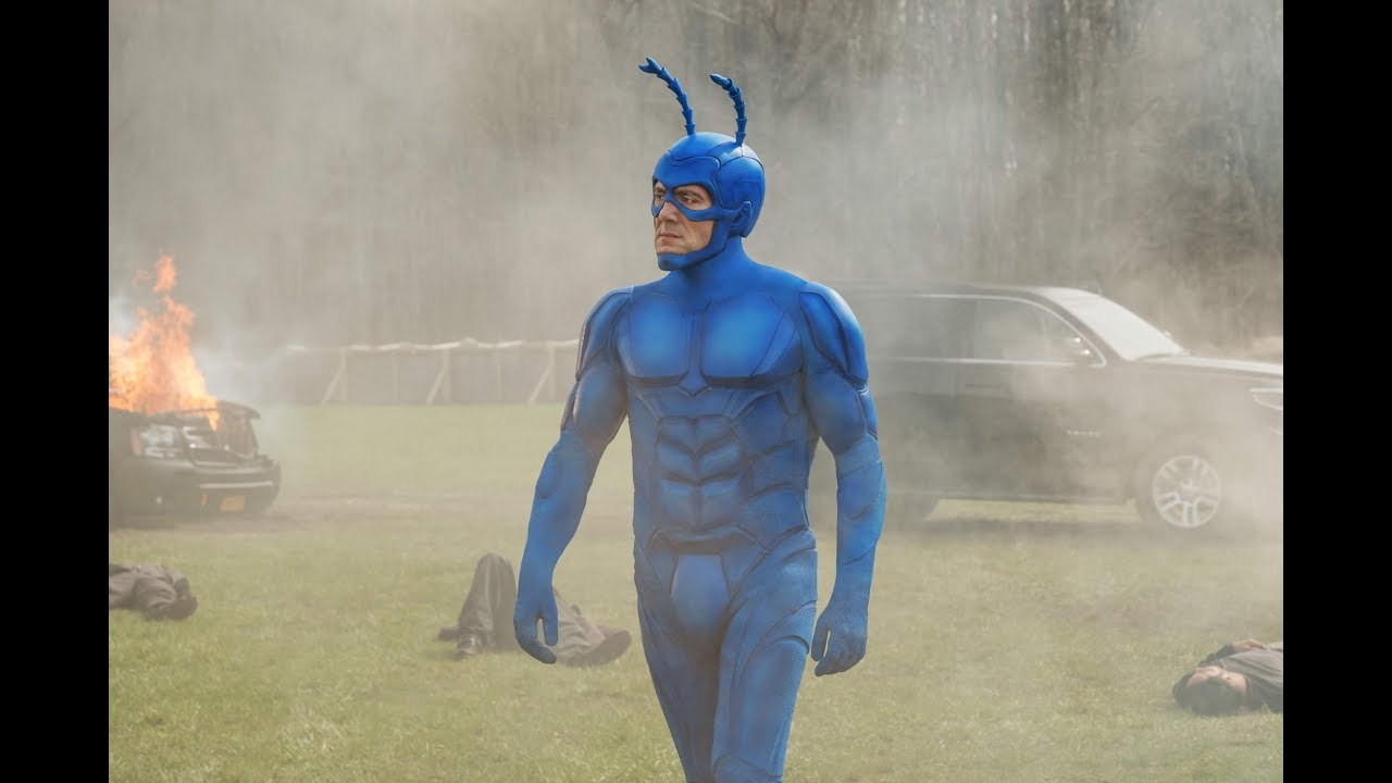 """The Tick"" actors explain why you shouldn't expect the same old superhero"