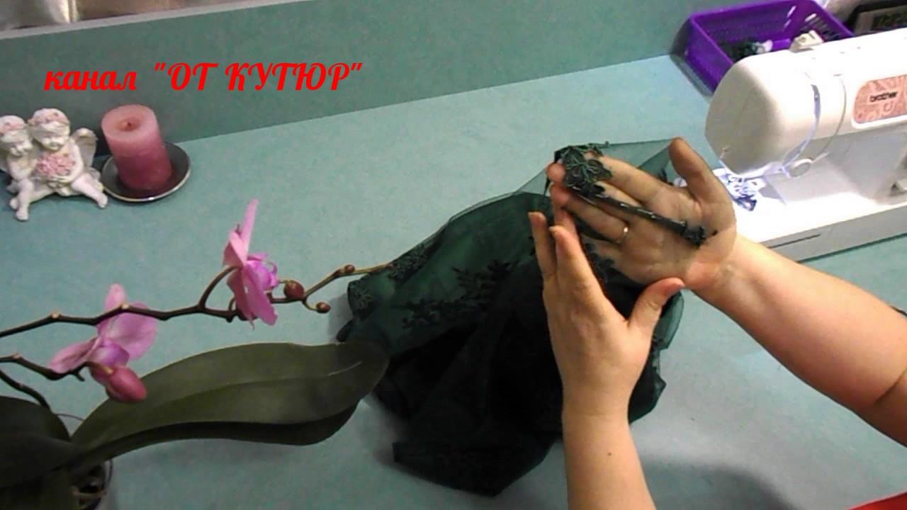 Шьём из трикотажных и стрейчевых тканей. Техника шитья. Обсуждение на 12