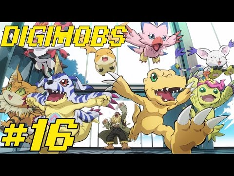 THIS IS DIFFICULT! -- Digimobs Modpack Episode 16 (Minecraft Digimon Modpack) - 동영상
