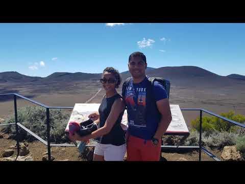 L'Ile de La Réunion - Route du Volcan