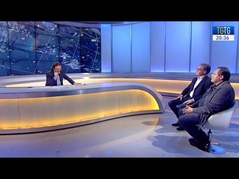 Carlo Climati e Michele Muccini ospiti a TGtg - Telegiornali a confronto del 28 settembre 2016