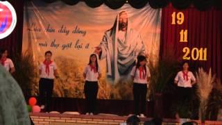 Lên Đường - Huynh trưởng GLV 2011