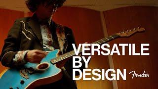 Versatile By Design EP 2 (Ft. Henri Cash) | American Acoustasonic Jazzmaster | Fender