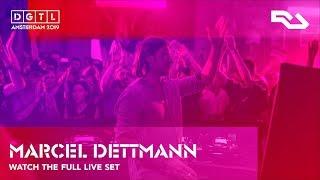 MARCEL DETTMANN | Live set at DGTL Amsterdam 2019 - Gain by RA stage