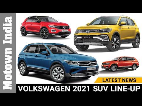 Volkswagen Taigun, Tiguan unveiled | Latest News | Motown India