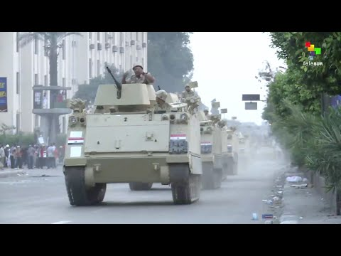 What direction is Egypt headed, almost four years after the Revolution?