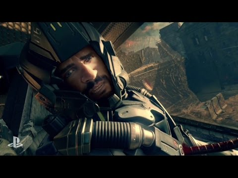 Call of Duty Black Ops 3: E3 2015 Trailer - IGN Live: E3 2015