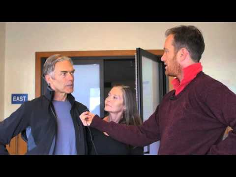 """Richard Freeman & Mary Taylor: Why we all should practice Yoga at """"Om."""""""