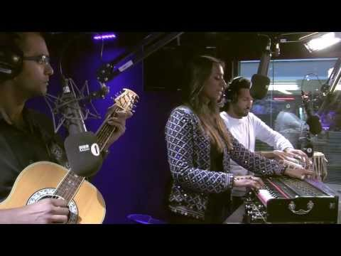 Mumford & Sons -- I Will Wait (Abi Sampa cover on BBC Radio 1)