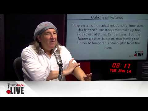 An Intro To Options On Futures
