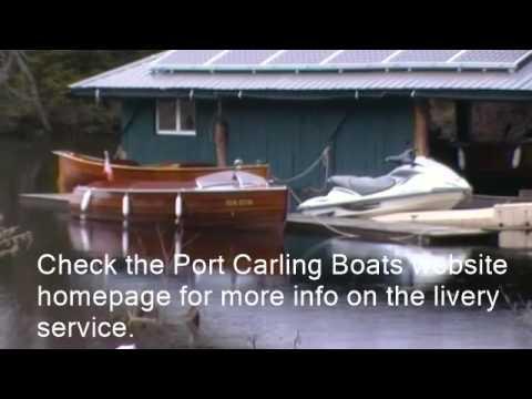 Classic/antique boat shop tour, Part 2 Spring 2014