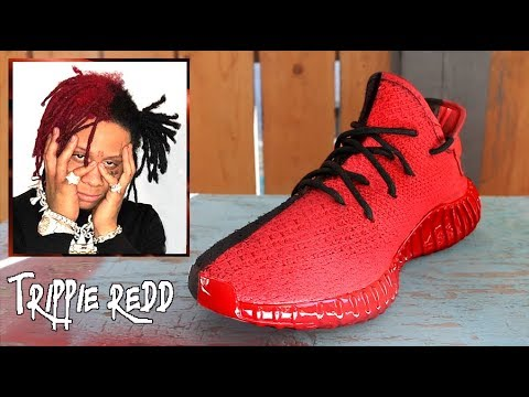 FIRST LOOK AT THE TRIPPIE REDD ADIDAS
