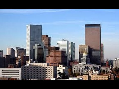 Denver city, Colorado