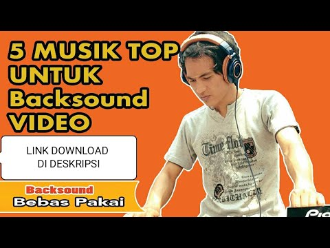 5 TOP Music for vlog, movie, clip, opening, backsound, gaming