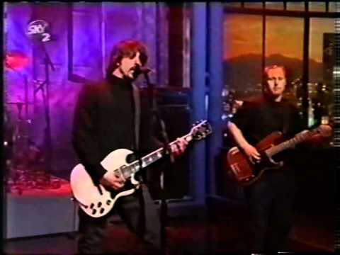 Monkey Wrench - Foo Fighters - Monkey Wrench (David Letterman 1997)