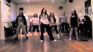 Keri Hilson Choreography - Pretty Girl Rock
