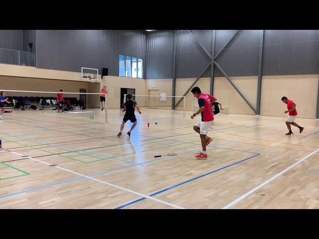 Peru vist Badminton Europes Centre of Excellence
