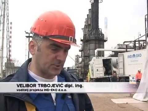 IND-EKO CIPP sanacija cjevovoda bez iskopavanja