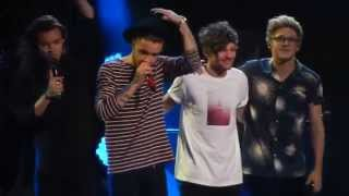 One Direction - Infinity | Dallas KISS FM Jingle Ball