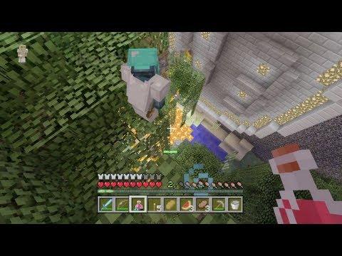 Minecraft Xbox - The Walls - W/iBallistic Squid - Part 3