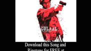 Sheher - Gulaal Full Song (HQ)