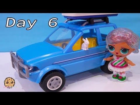 Magic Mom  LOL Surprise & Playmobil Advent Adventure Day 6
