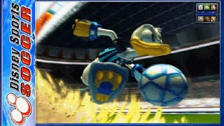 Disney Sports Soccer: Super Stars vs Steamrollers ( Retro )