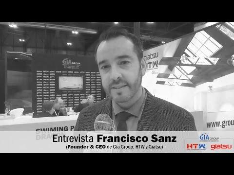 Entrevista a Francisco Sanz en Salón Climatización y Refrigeración | GIA GROUP