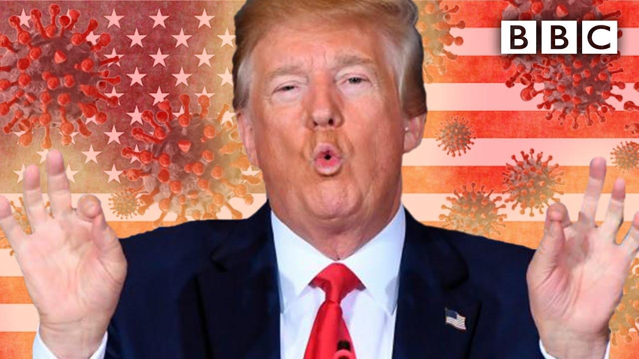 Will getting coronavirus win Donald Trump the presidency?   Question Time - BBC