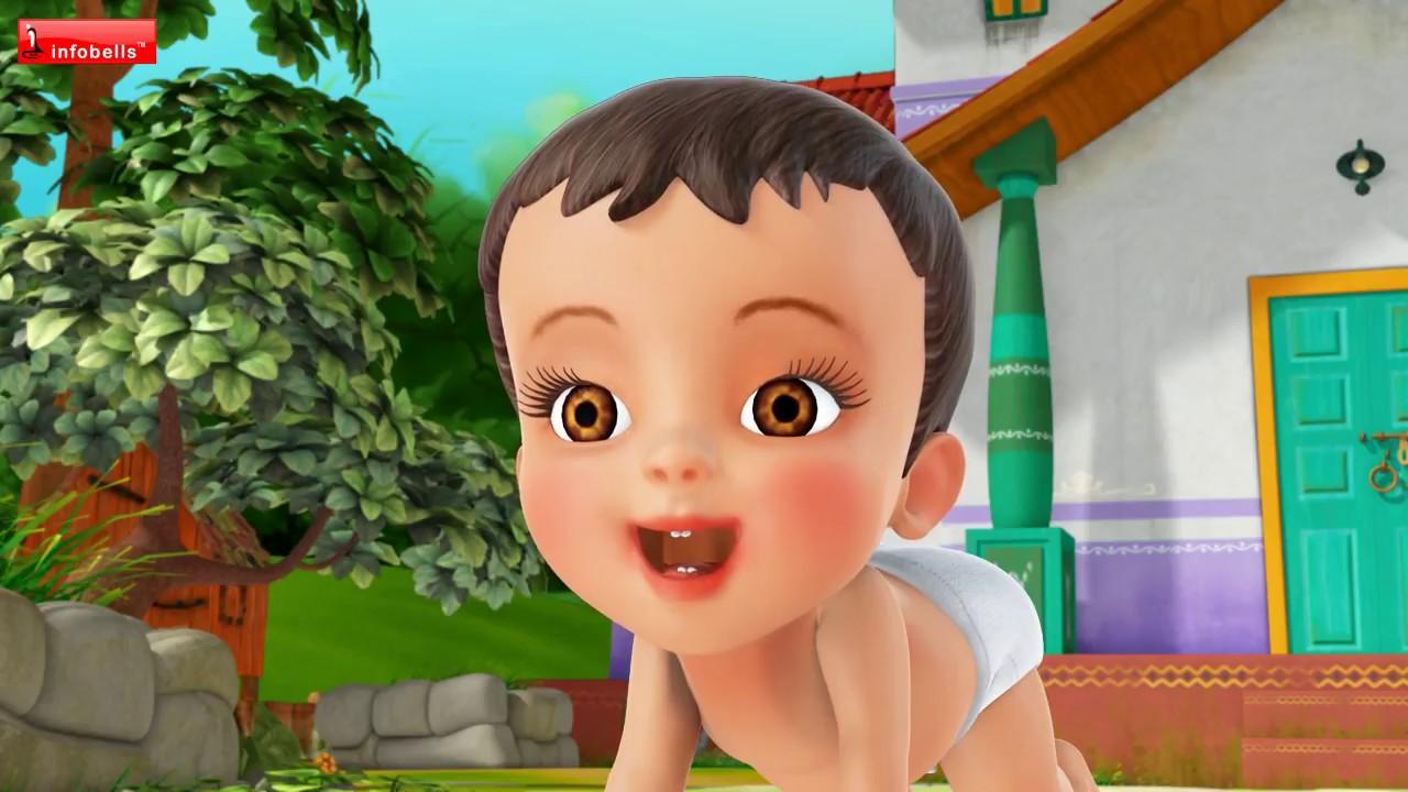 Download Putta Papu Beediyali | Kannada Rhymes and Baby songs for Children | Infobells